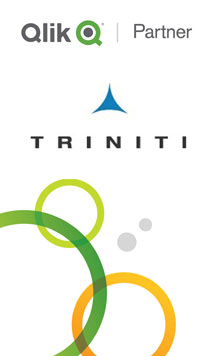 Triniti's consultants' ERP knowledge helps our clients achieve faster turnaround time for building new applications on QlikView
